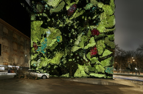 MAYICE studio, Electric Green for the 2020 Madrid Design Festival