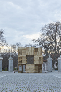 MultiPly, a carbon neutral installation at Madrid Design Festival 2020