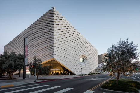 Five years since The Broad opened in Los Angeles