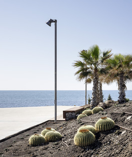El Muelle studio completes a landscaping project in Benalmádena on the Costa del Sol