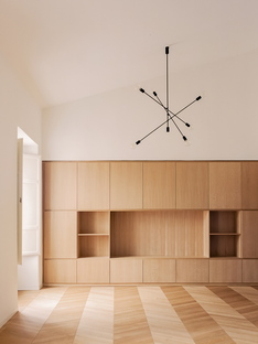 SET Architects for an apartment poised between the past and the present