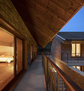 San Sa Village by IlLab Architects, a tribute to the senses and to regional culture