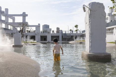 Tainan Spring, an urban lagoon in Taiwan by MVRDV