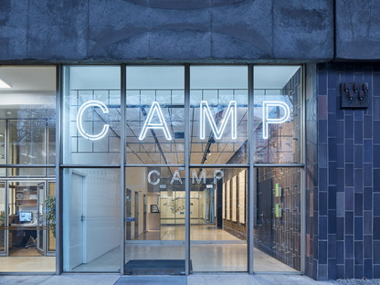 CAMP - Center for Architecture and Metropolitan Planning in Prague