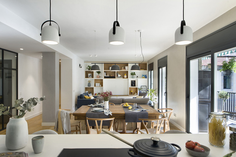 Egue y Seta designs Back Home, an apartment in Girona
