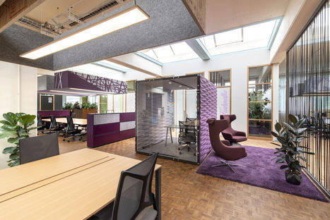 6280.CH: a coworking space designed by Evolution Design