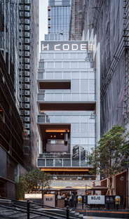 H Code, building for urban renewal, CL3