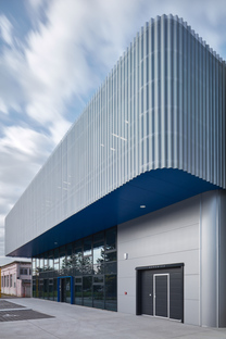 ellement architects for the new Pilana Karbid corporate facility