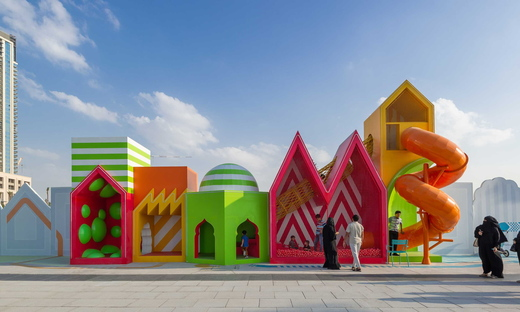 Creek Play by 100architects for Dubai Creek Harbour