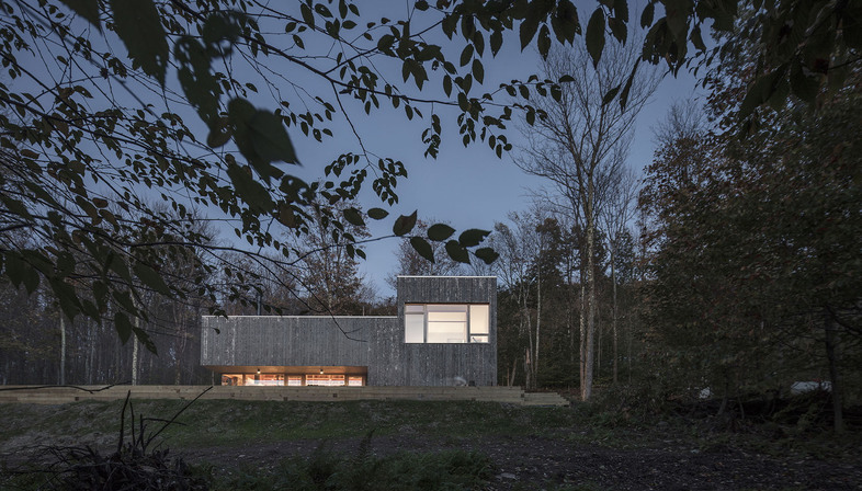 Camp O House by Maria Milans Studio, living and working in nature