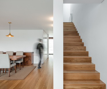 Rethinking a townhouse, Tiago do Vale Arquitectos