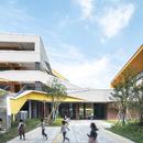 Yongjiang Experimental School in Jiangbei District by DC Alliance