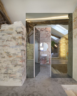 GAP Studio, a loft in a castle in the Langhe