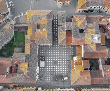 Stodistante, public space for conscious use by Caret Studio