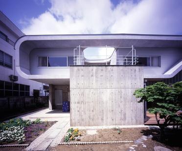 Continuous Plate House 2.0 by Ryumei Fujiki and Yukiko Sato