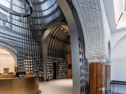 Sinan Poetry Books Store, Shanghai by Wutopia Lab