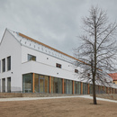 Extension of a high school in a historical context