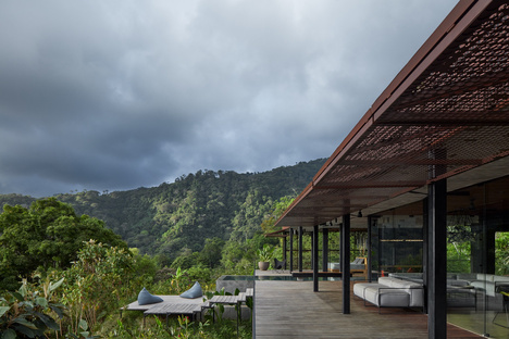 Art Villas, a resort in Costa Rica designed by Formafatal