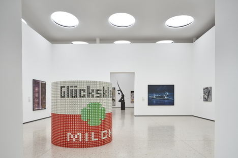 Back to the Present, new installation at the Städel in Frankfurt