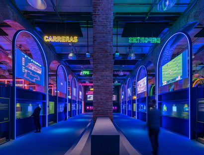 Architecture and video games, Game On exhibition in Madrid