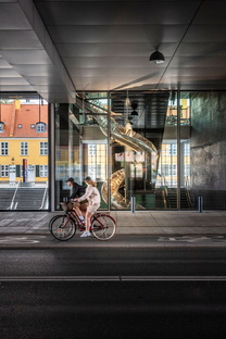A giant slide by Carsten Höller for the DAC in Copenhagen