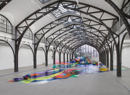 Exhibition Katharina Grosse. It Wasn't Us in Berlin