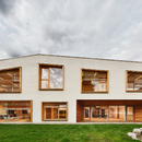 Kindergarten in Sluderno by Roland Baldi Architects