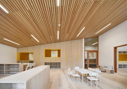 Kindergarten in Sluderno by Roland Baldi Architects