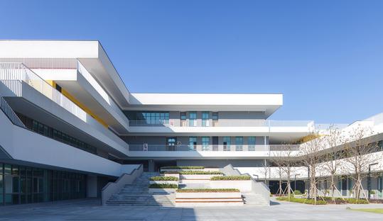 Ningbo Hanvos School by DC ALLIANCE