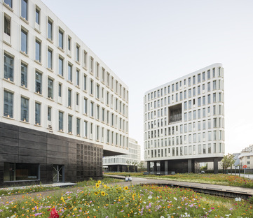 Ferrier Marchetti, Huaxin Tiandi Campus in Shanghai
