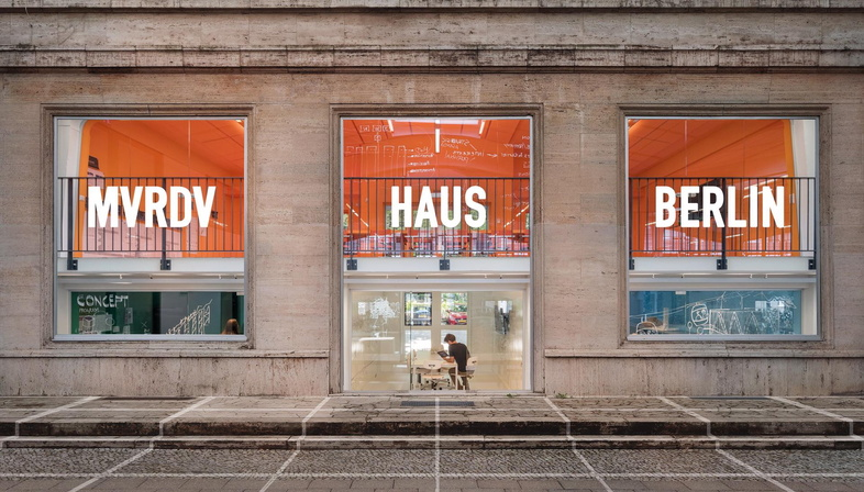 Exhibition - MVRDV Haus Berlin