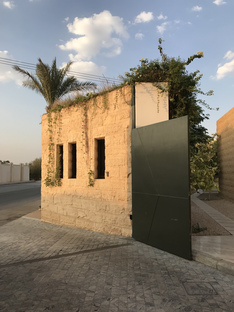 LANDFORMhouse, sustainable architecture in Riyadh by theOtherDada
