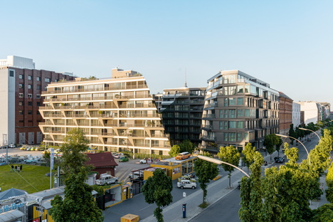 GRAFT completes Charlie Living in Berlin
