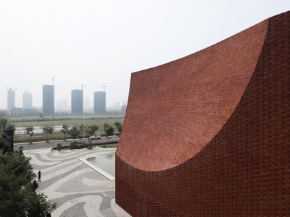 The Shuyang Art Gallery by UAD a showcase for traditional calligraphy