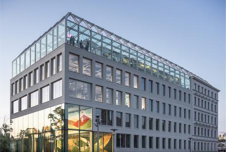 MVRDV completes Concordia Design in Wrocław, Poland