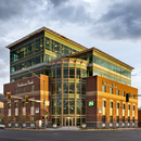 A sustainable bank in Montana by Cushing Terrell