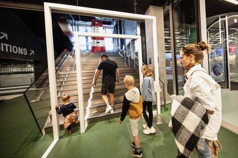 Hello Denmark, an exhibition at the DAC, Copenhagen