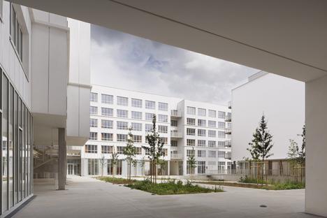 Résidence Gif, Student Housing by SOA Architectes