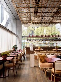 Alexander &CO., Glorietta bar and restaurant in Sydney