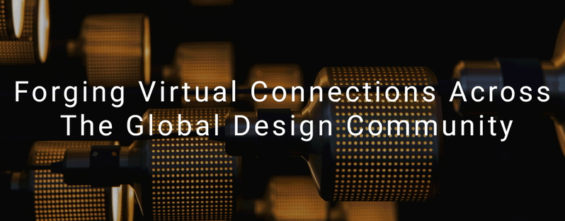 Designscape, virtual event for the design world