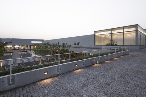 y.ad studio, a new textile hub in Cangzhou
