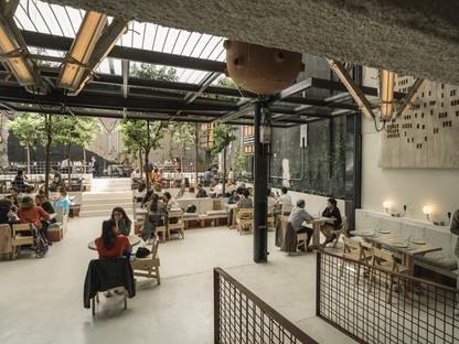 MO de Movimiento, a masterful makeover in Madrid
