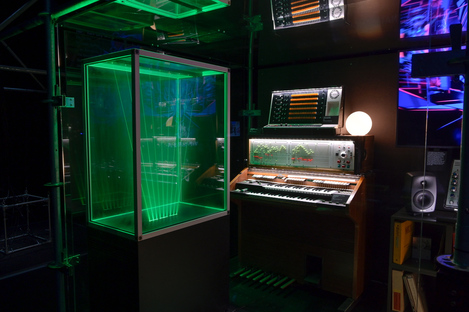 The Design Museum in London has reopened with Electronic