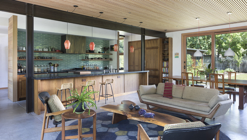 Paluska Residence in Mill Valley by Feldman Architecture