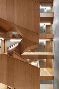Reiulf Ramstad Arkitekter residential complex in Oslo