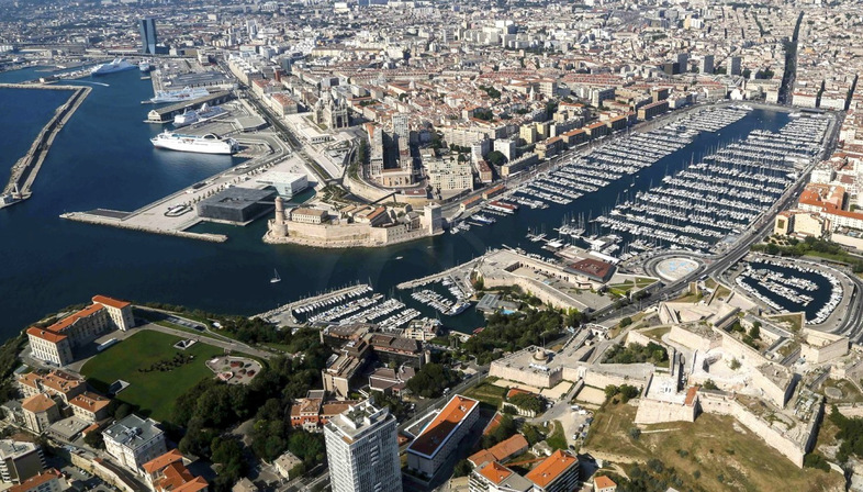 Opening of Manifesta 13 in Marseille