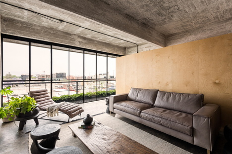 BAAQ' puts its name to a sustainable refit in Mexico City