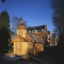 Belarusian Memorial Chapel by Spheron Architects