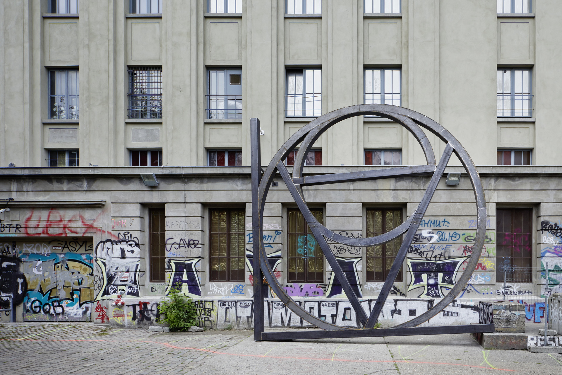 Berlin the famous Berghain club morphs into an art gallery ...