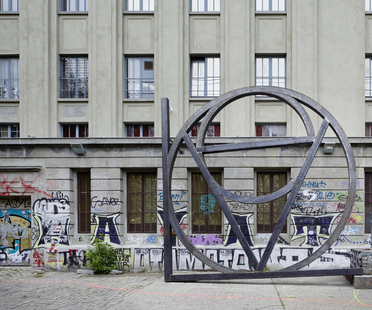 Berlin, the famous Berghain club morphs into an art gallery